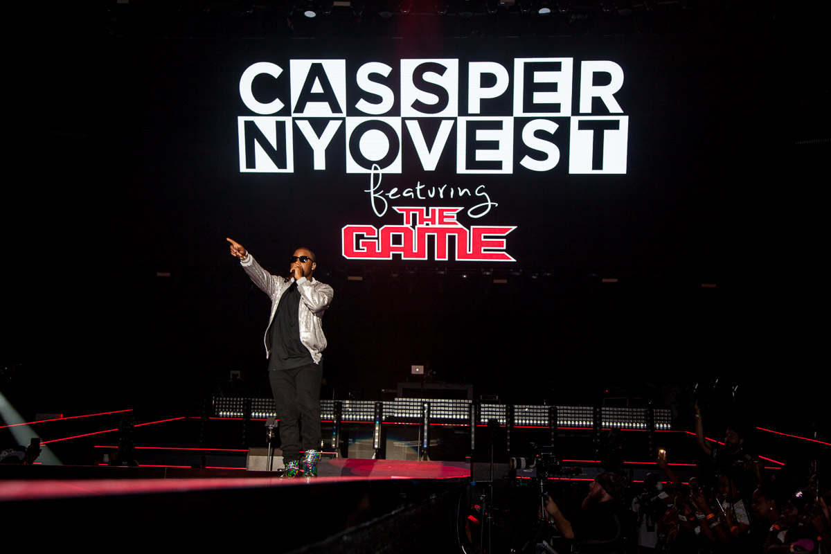"""Drawn to """"Lights""""- Stage & Theatre - Cassper Nyovest"""