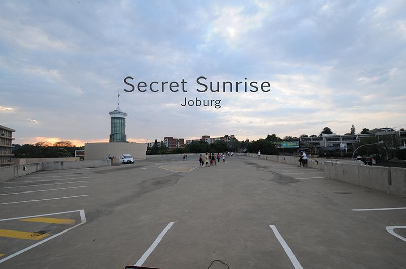 drawn to video - secret sunrise (time lapse)