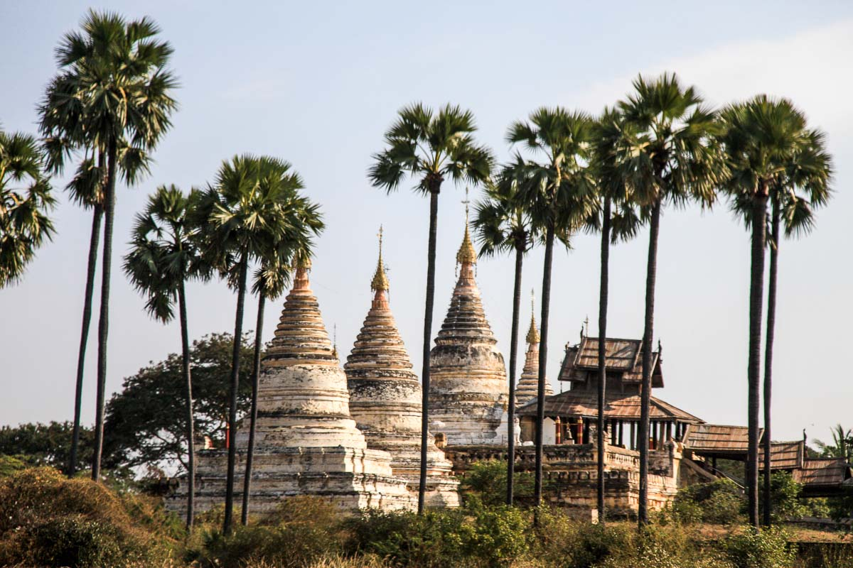 Drawn to Travel - Myanmar (Bagan - Valley of a Thousand Temples)