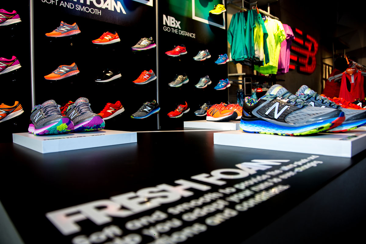 New Balance Store Launch - Mall of Africa