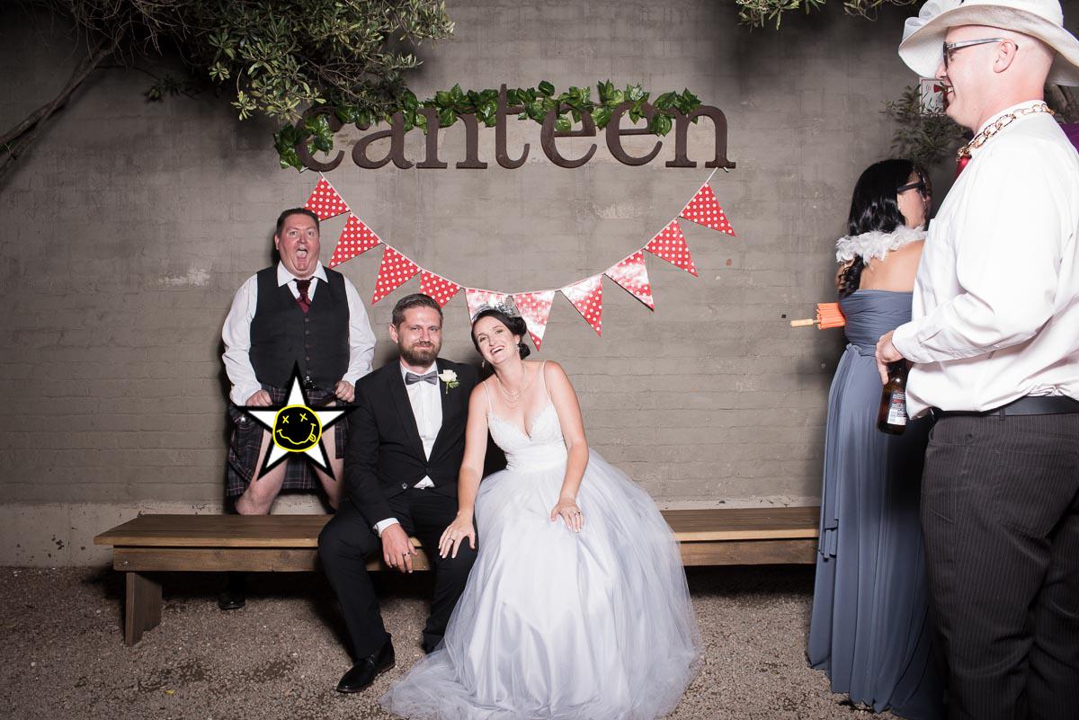 Drawn To Weddings - Justine & Dave (Canteen - Maboneng)