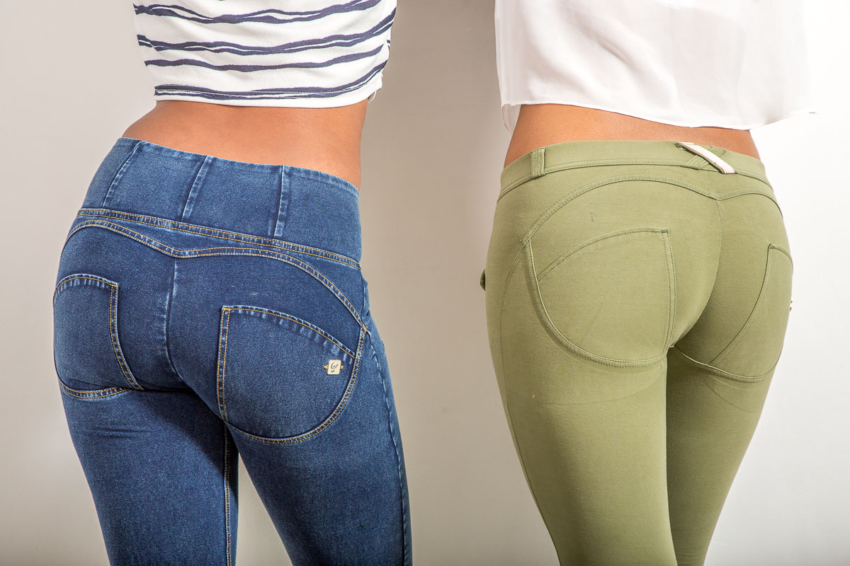Drawn to Commercial Fashion - Freddy Jeans (Brand Cartel)