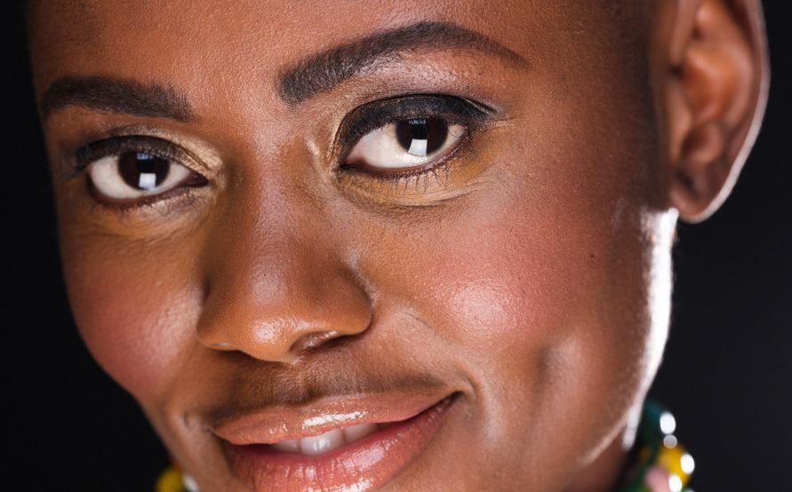 Drawn to  Fashion - Tribute Birdie Mboweni