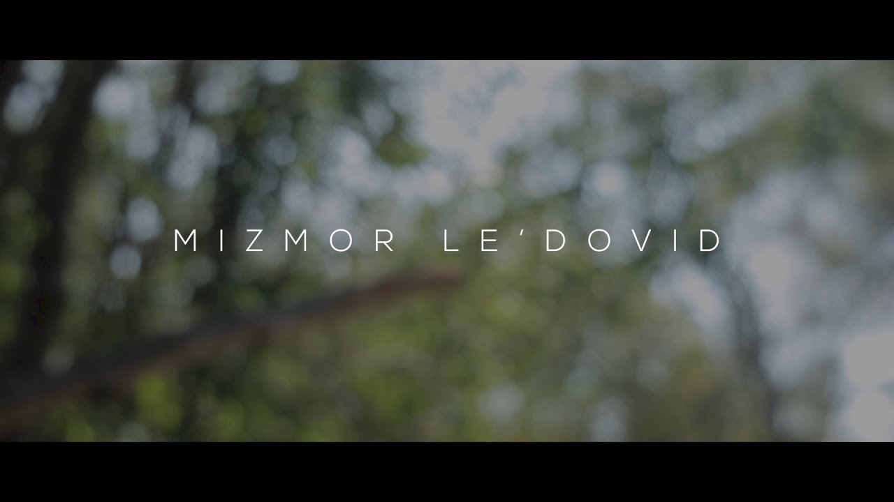 Drawn to Music Videos - Mizmor Le' Dovid